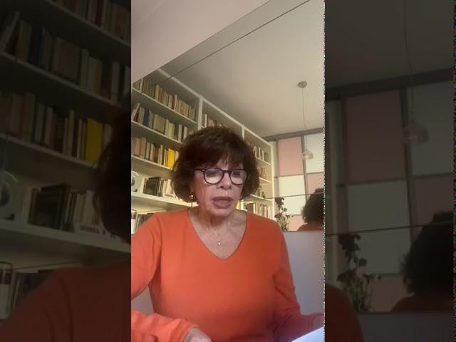 """Ritanna Armeni legge… Wisława Szymborska: """"Ogni caso"""""""