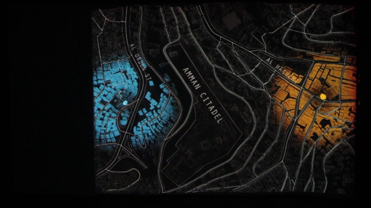 Water Urbanism Amman - Columbia GSAPP