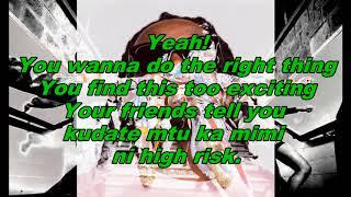 Sauti Sol X Nyashinski  Short and Sweet Lyric Video
