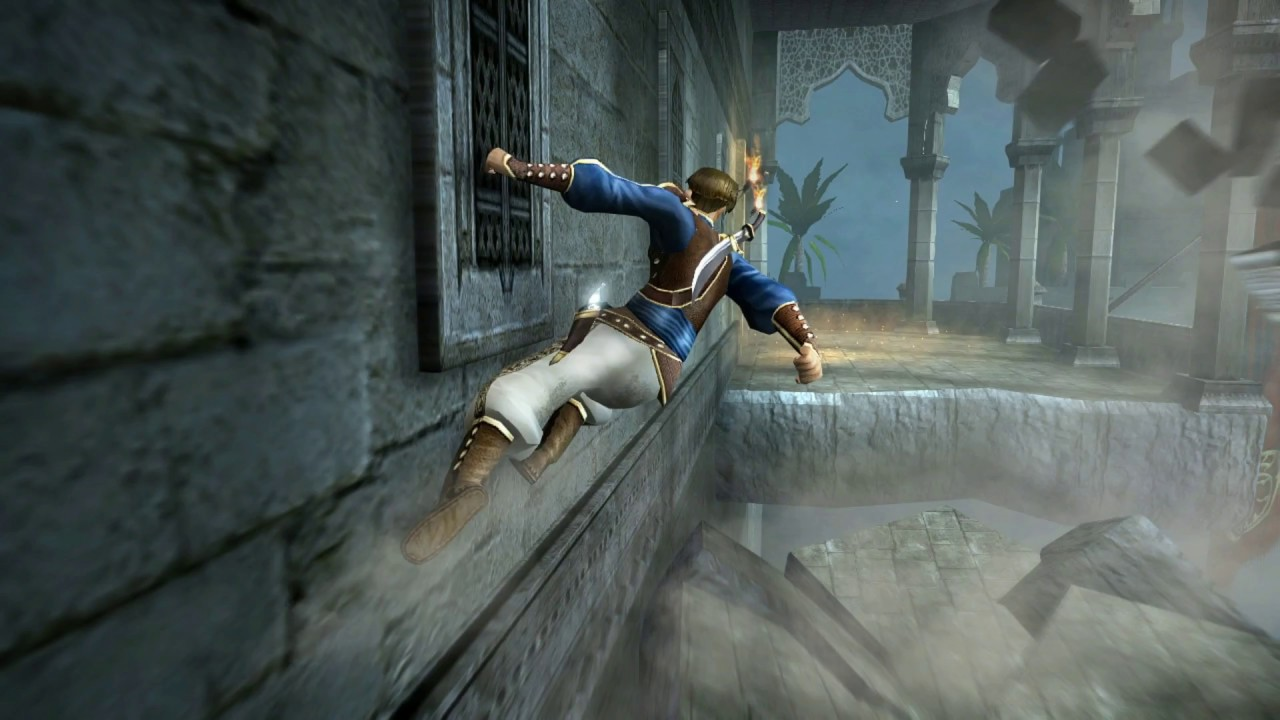 Prince of Persia The Sands of Time Soundtrack - The Bridge ...