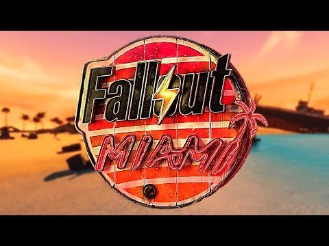 FALLOUT Miami Trailer (2018) Fallout 4 Mod