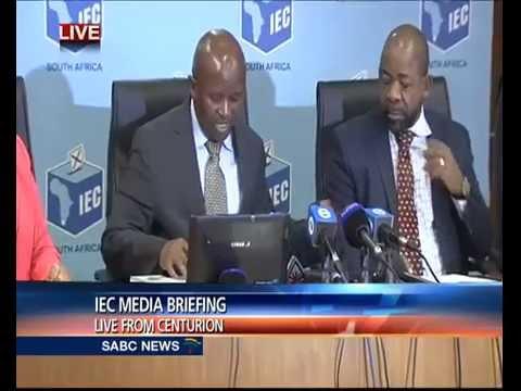 IEC Media Briefing: 29 June 2016