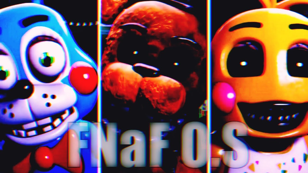 All Jumpscares || Another FNaF Fangame: O.S (Public Beta Build)