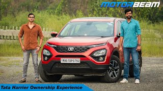 Tata Harrier Customer Shares Ownership Experience | MotorBeam