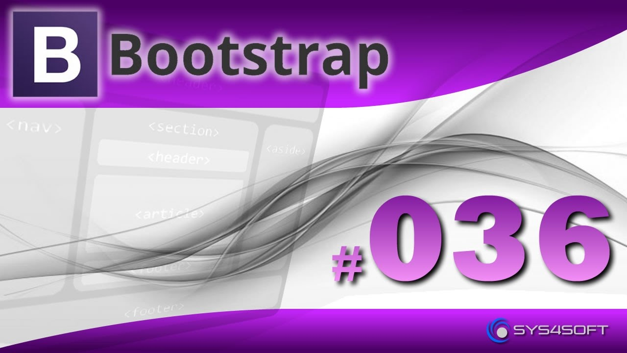 036 bootstrap media objects