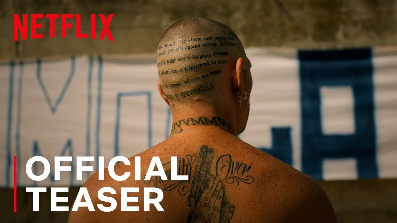 Ultras | The Francesco Lettieri film | Official Teaser | Netflix