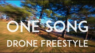 One Song, One Take - Dusk | FPV Drone Freestyle