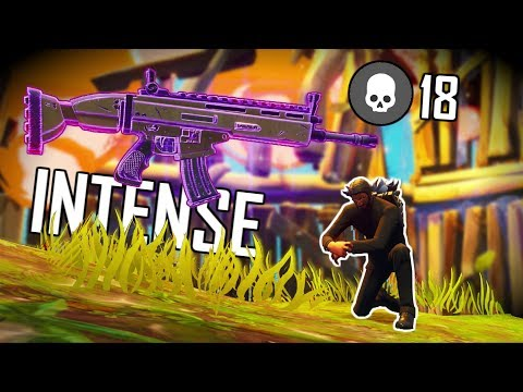Killing EVERY PLAYER In Top 10! Solo 18 Kills (Xbox) Fortnite Battle Royale