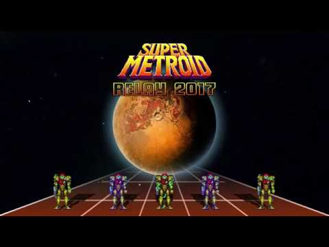 Super Metroid Relay Race 2017
