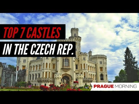 7 Incredible Castles in the Czech Republic