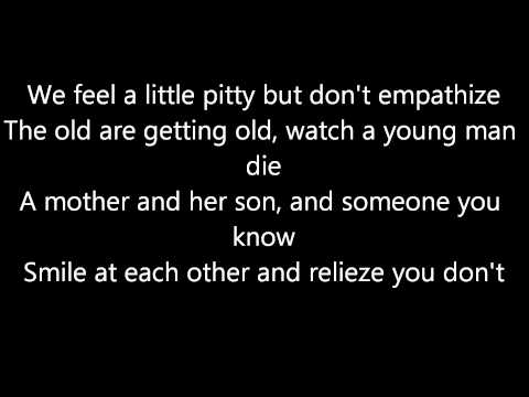 Bullet By Hollywood undead lyrics