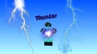 Roblox Music Thunder// Bully Story