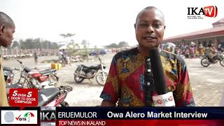 Owa Alero Ultra Model Market Interview.