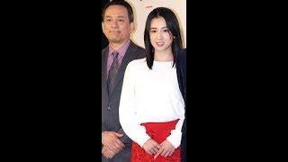 女優の桜庭ななみ(26)が19日、都内で、NHKの中国語配信サービ...