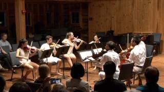 Felix Mendelssohn Octet, Op. 20, Allegro moderato ma con fuoco