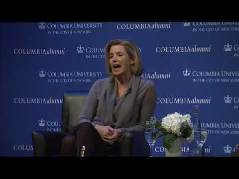 Sallie Krawcheck at She Opened the Door, Columbia University Women's Conference