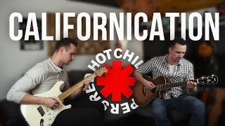 Red Hot Chili Peppers - Californication (Instrumental Cover)