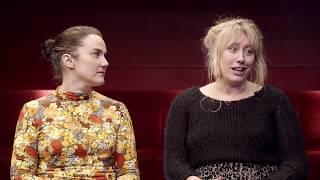 RUN SISTER RUN by Chloë Moss - <b>Charlotte Bennett</b> and Chloë ...