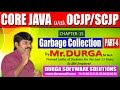 Core Java With OCJP/SCJP-Garbage Collection-Part-4