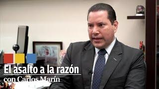 ¿Cómo es trabajar en la Policía Federal?, Manelich Castilla Parte II | El asalto a la razón