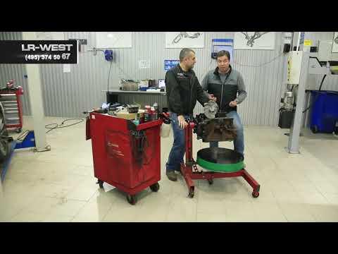 Ремонт дизельного двигателя TDV6 2.7 л, 3.0 л,  на Дискавери 4 , Рендж Ровер.