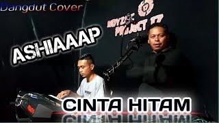 CINTA HITAM - MEGGY Z (COVER ELEKTON VERSI PROJECT17)