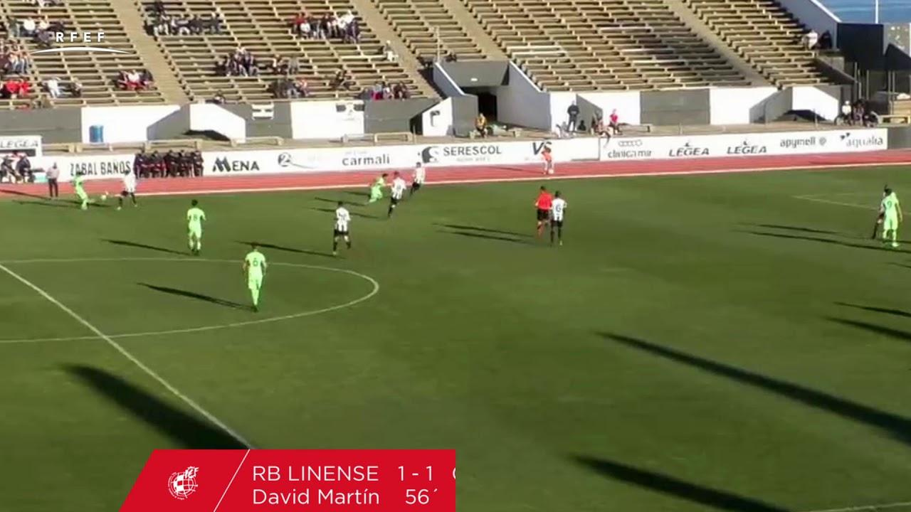 Mejor gol de la jornada 28 - Segunda División B - Grupo IV - YouTube