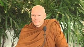 Ajahn Achalo - Breath meditation rising and falling [1-8]