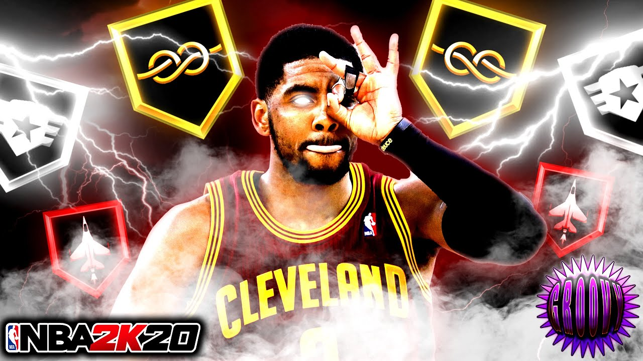 All Time Kyrie is a GREEN MACHINE... NBA 2K20 PlayNow Online Gameplay