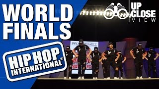 UC Brotherhood - Canada Adult Division Finalist HHI s 2015 World Finals