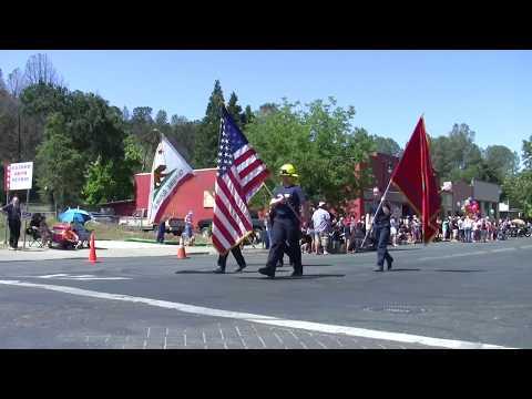 Lower Lake Memorial Day Parade 2017