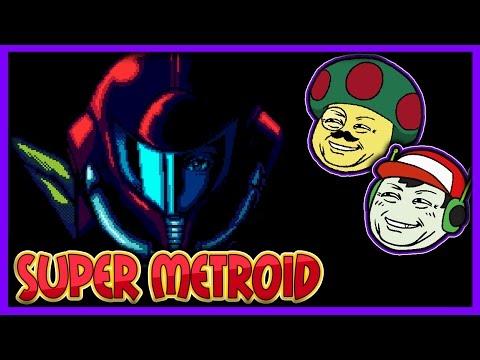Ich habe Super Metroid noch nie durchgespielt. #1