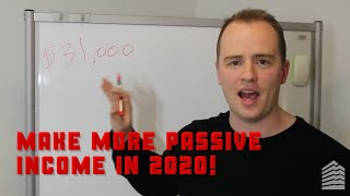 From $0 to Over $40,000 A Year In Passive Income Through Real Estate (A 5 Year Roadmap)