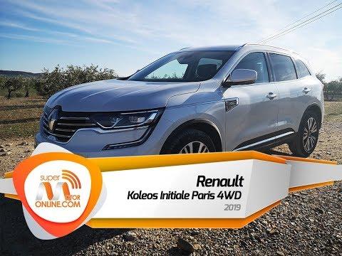 Renault Koleos 2019 / Al volante / Prueba dinámica / Review / Supermotoronline.com