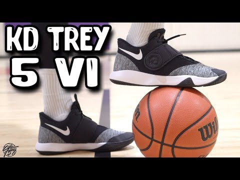 Nike KD Trey 5 VI Performance Review!