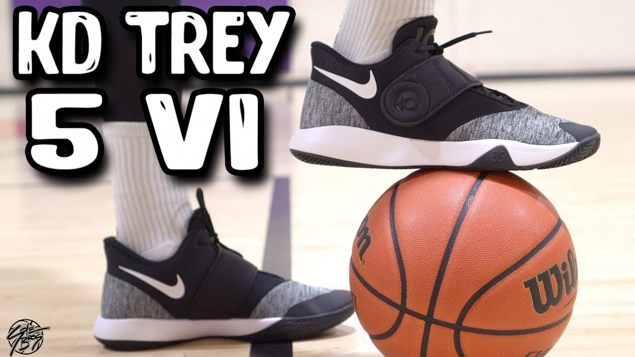 huge selection of a2e30 f0b1b Nike KD Trey 5 VI Performance Review!