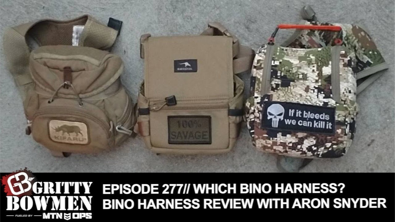 Episode 277 Which Bino Harness Bino Harness Review With