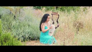 Improvisation on Ancient Greek Lyre. Bettina Joy de Guzman