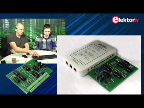 Elektor Webinar: Analog Circuit Design in LabVIEW (in collaboration with Element14)