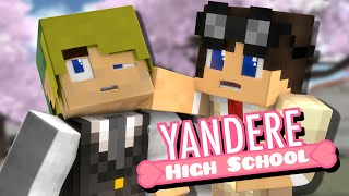 Yandere High School - FIGHTING FOR LOVE! (Minecraft Roleplay) Ep. 10