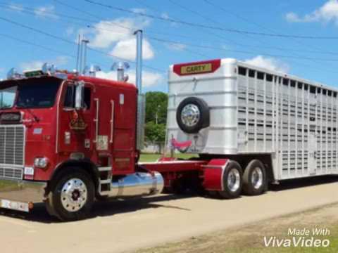 Custom Cabover Truck >> Custom Cabover Trucks 2 Youtube