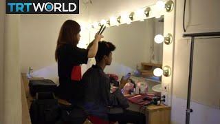 Showcase: South Korea's first mixed race model