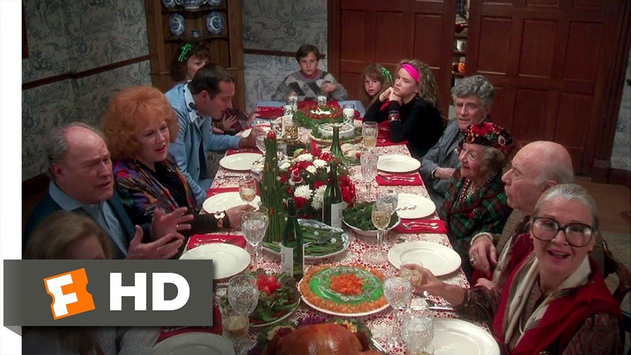Christmas Vacation 8 10 Movie Clip Turkey Dinner 1989