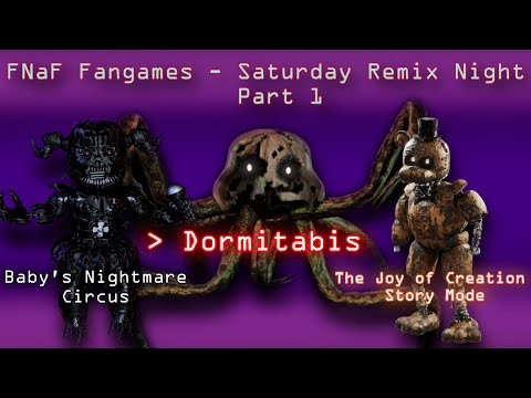 FNaF fangames's Saturday Night Sparta Remix