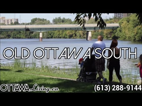 Old Ottawa South - Ottawa Real Estate - Ottawa Living