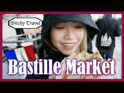 EKEE Paris Bastille Market//伊維特