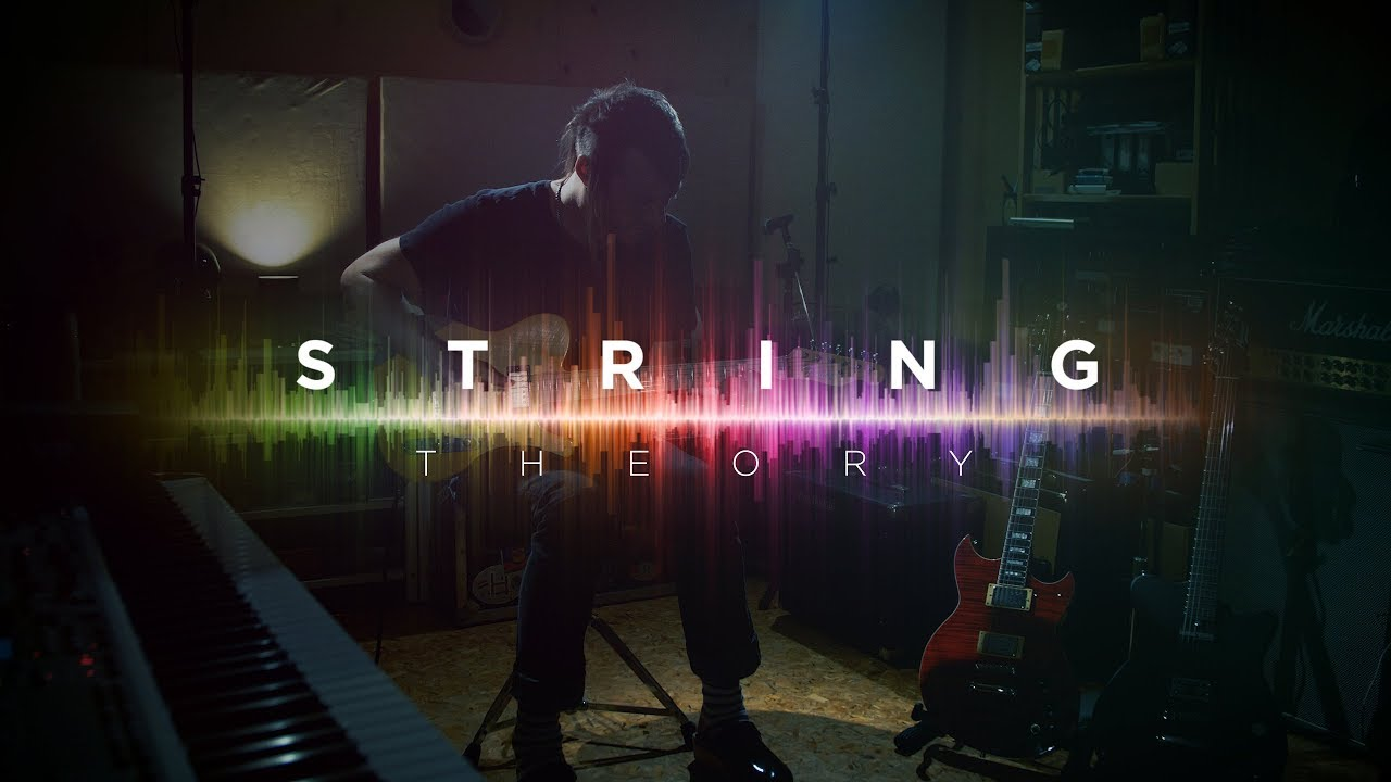 Ernie Ball: String Theory featuring Robin Finck (Nine Inch Nails ...