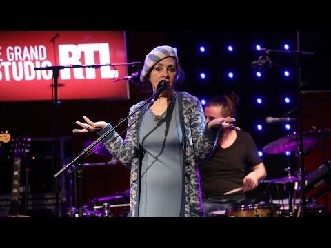 Catherine Ringer - Como va (LIVE) Le Grand Studio RTL