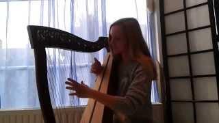 Sunset Polka - Harp