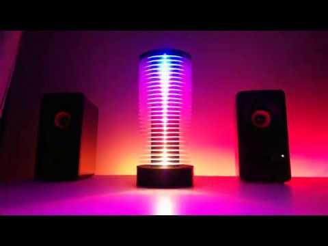 Muzio - Led VU Meter - MUSIC VISUALIZING LAMP